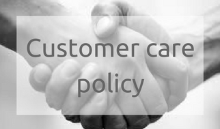 Customer Care policy
