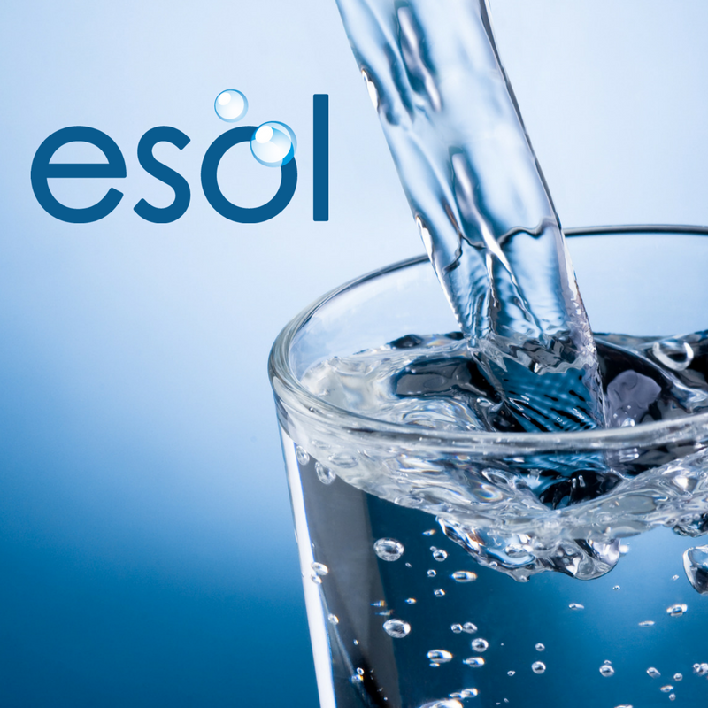 ESOL use in drinking water