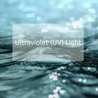 Water disinfection with Ultraviolet (UV) Light