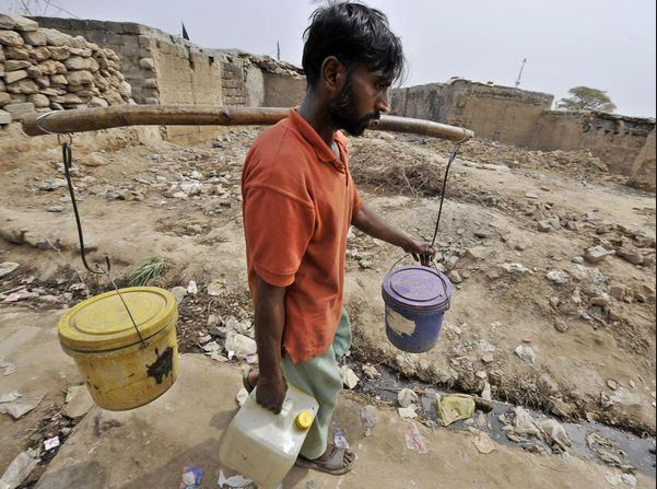 pakistan water crisis