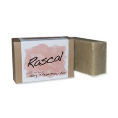 Rascal dog shampoo bar