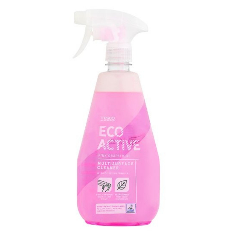 Tescos Eco Active Multi Surface Cleaner