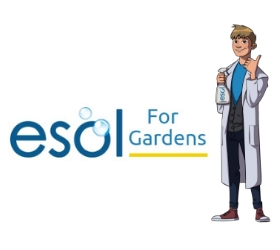 ESOL for garden anti-fungal spray