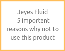 Jeyes Fluid: 5 important reasons why not to use this product