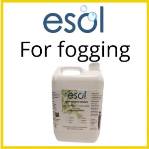ESOL for fogging