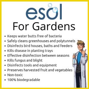 ESOL for Gardens